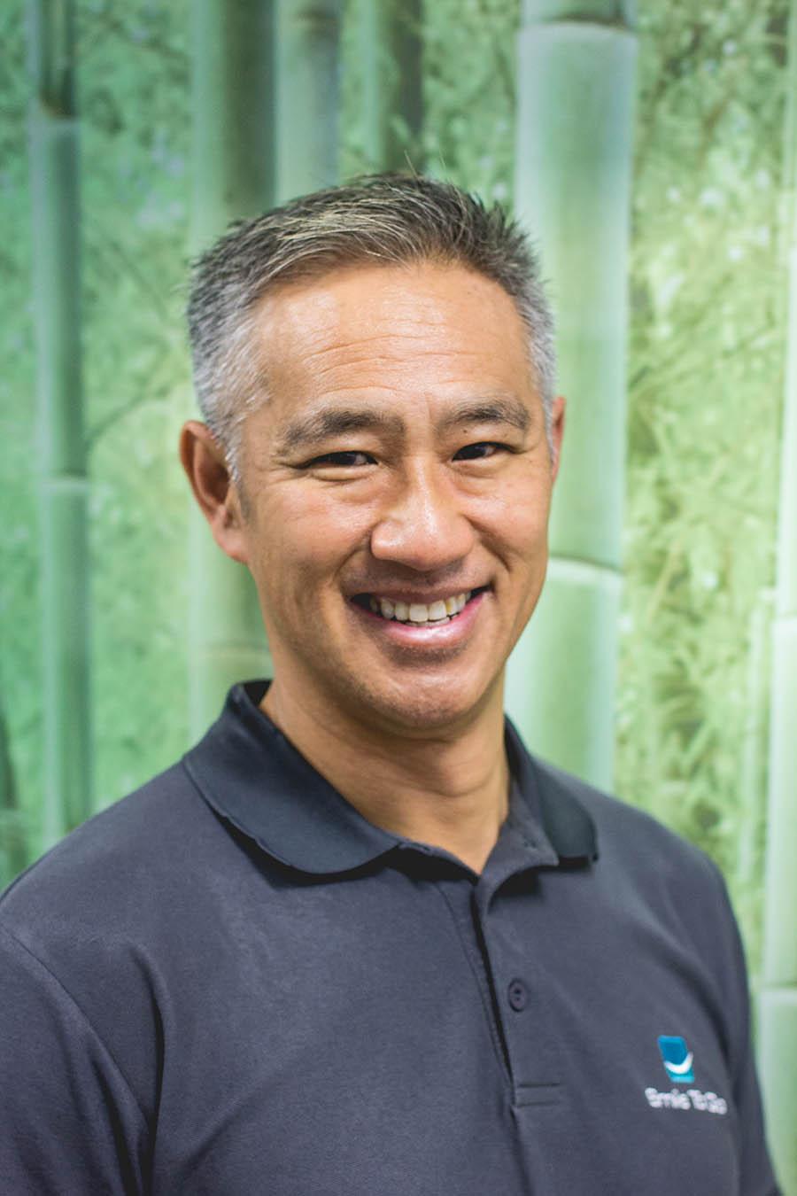 Dr. Terry Wong