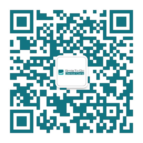Smile To Go Dentist Blackburb WeChat QR Code