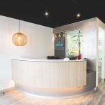 Reception Desk at Smile To Go