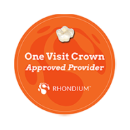 One Visit Crown OVC3 Approved Provider Website Badge